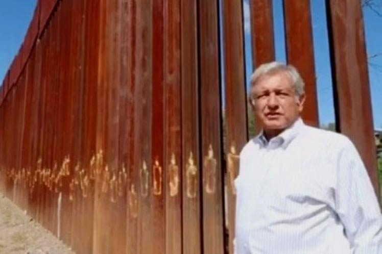 mexico, manuel lopez obrador, frontera estados unidos-mexico, donald trump