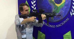 Brasil, Jair Bolsonaro, armas