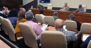 cuba, consejo de ministros, tornado, la habana, miguel diaz-canel, presidente de cuba