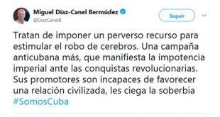 Cuba, Estados Unidos, médicos, Díaz-Canel
