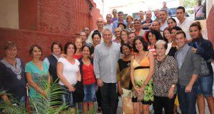 sancti spiritus, periodico escambray, escambray aniversario 40
