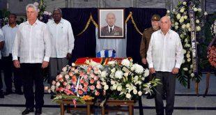 cuba, jose ramon fernandez, revolucion cubana
