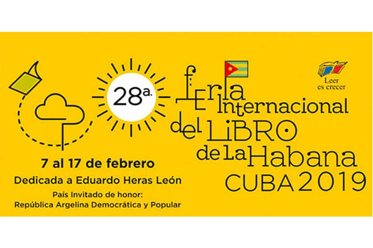 Feria, libro, La Habana
