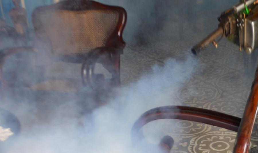 sancti spiritus, fumigacion, aedes aegypti, Higiene, Epidemiología y Microbiología