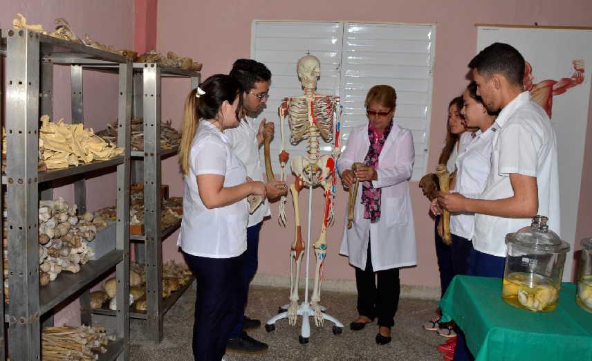sancti spiritus, ciencias medicas, universidad de ciencias medicas doctor faustino perez
