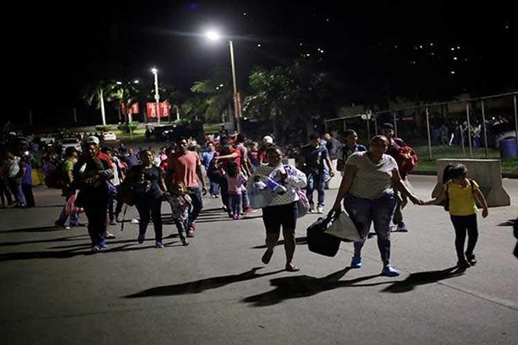 honduras, migrantes, frontera estados unidos-mexico, honduras