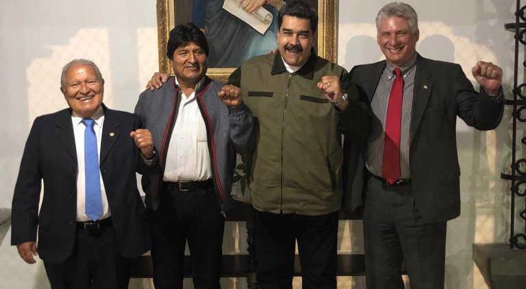 cuba, venezuela, miguel diaz-canel, presidente de cuba, nicolas maduro