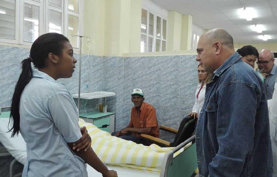 trinidad, salud publica, educacion, roberto morales ojeda, minsap