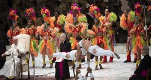 cuba, papa francisco, vaticano, circo nacional de cuba