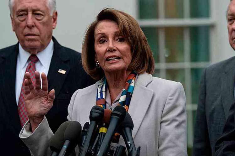 Estados Unidos, Congreso, Nancy Pelosi