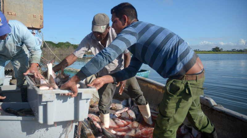 pesca, acuicultura, Sancti Spíritus