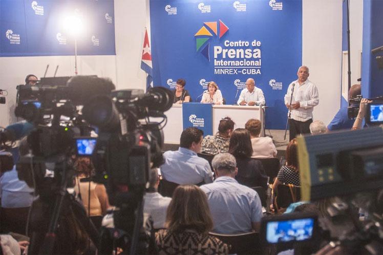 Los resultados preliminares de la consulta popular fueron dados a conocer este lunes. (Foto: PL)