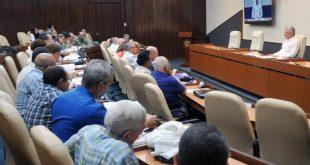 cuba, Díaz-Canel, Consejo de Ministros, recuperación