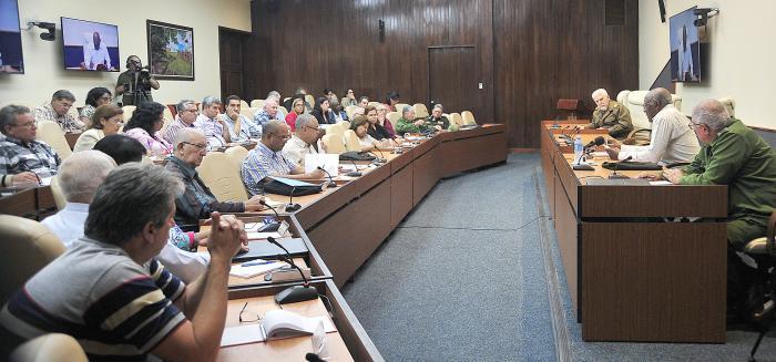 Consejo de Ministros, recuperación, La Habana