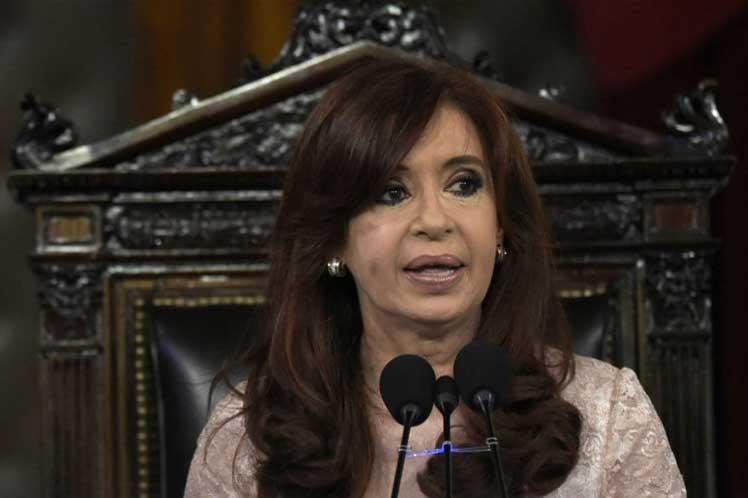 """""""Esta película merecería recibir un Oscar por su originalidad"""", asegura la expresidenta argentina. (Foto: PL)"""