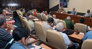 Consejo de Ministros, Díaz-Canel, tornado, recuperación