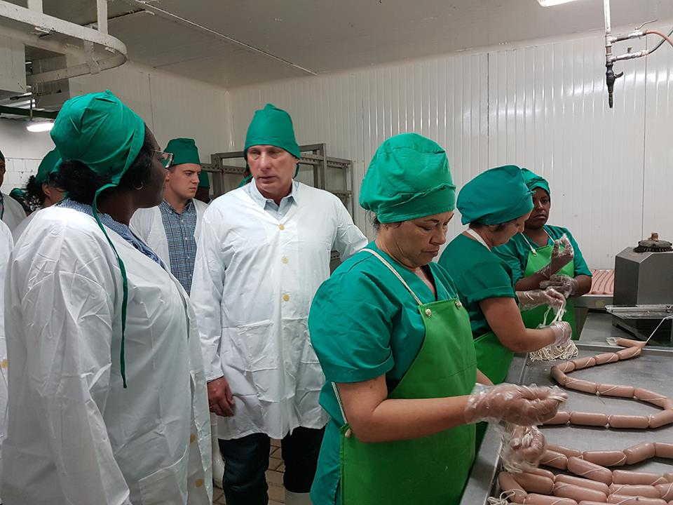 cuba, mayabeque, presidente de cuba, miguel diaz-canel bermudez