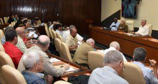 Díaz-Canel, recuperación, Consejo de Ministros