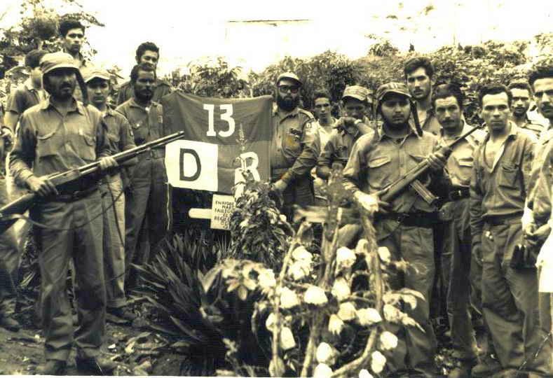 cuba, historia de cuba, una sola revolucion, directorio revolucionario 13 de marzo, ejercito rebelde