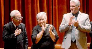 cuba, minrex, relaciones internacionales, doctor honoris causa, eusebio leal, miguel diaz-canel, presidente de cuba