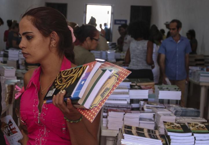 cuba, la habana, feria internacional del libro 2019, feria del libro 2019