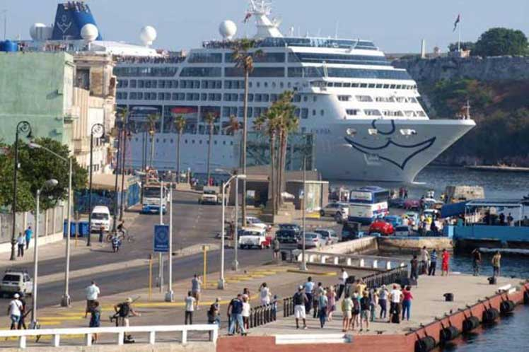 Cuba, crucero
