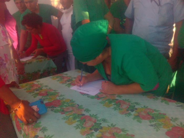 firmas, venezuela, injerencia, estados unidos
