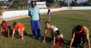 yaguajay, deporte, atletismo, activista