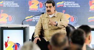 Venezuela, EE.UU., Cartel de Lima