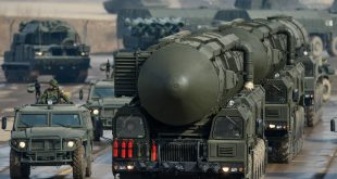 Rusia, Estados Unidos, armamento nuclear