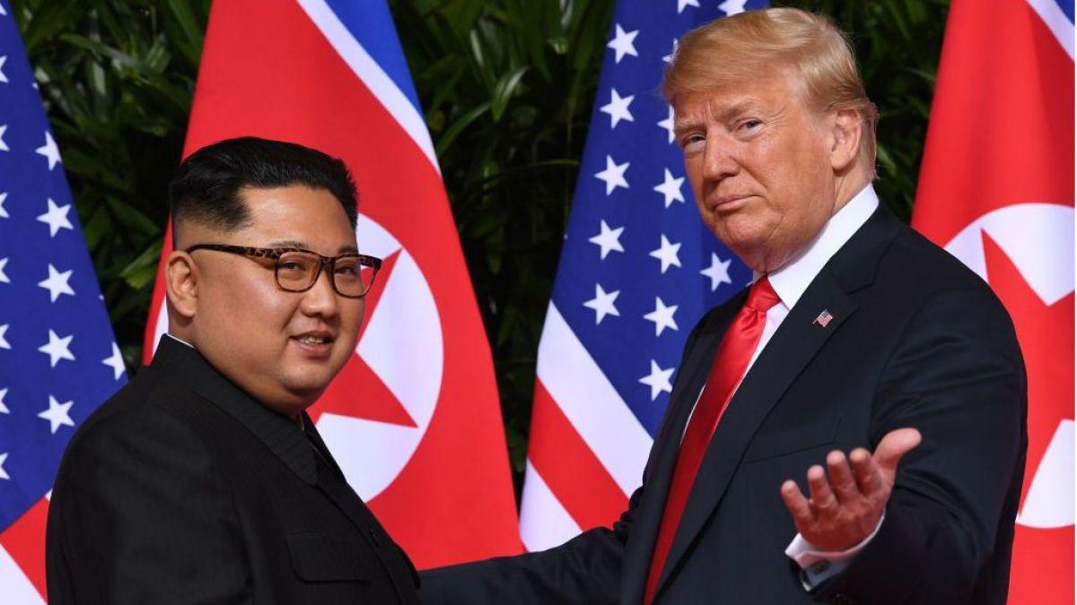 EE.UU., Corea del Norte, Donald Trump, Vietnam