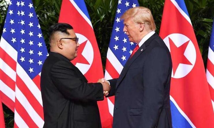 corea del norte, estados unidos, donald trump
