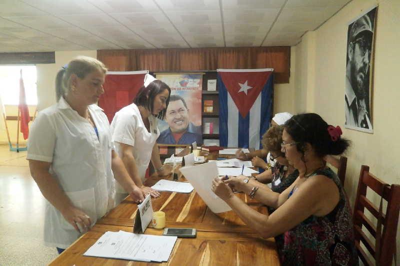 sancti spiritus, cuba, constitucion de la republica, reforma constitucional, referendo constitucional en cuba, hospital provincial camilo cienfuegos