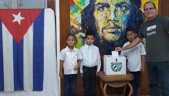 Referendo, Constitución, MINREX, Cuba