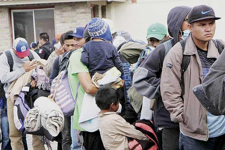 estados unidos, mexico, migrantes, frontera estados unidos-mexico