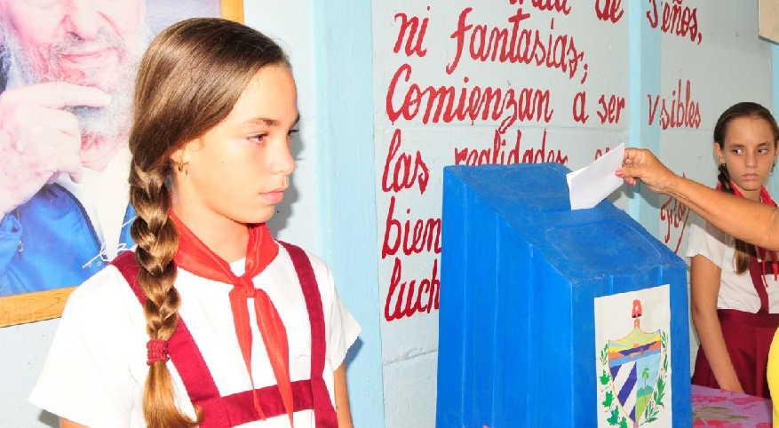 sancti spiritus, referendo constitucional en cuba, constitucion de la republica, reforma constitucional