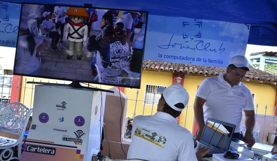 sancti spiritus, feria tecnologica la guayabera 5.0, casa de la guayabera