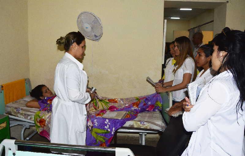 trinidad, salud publica, hospital de trinidad