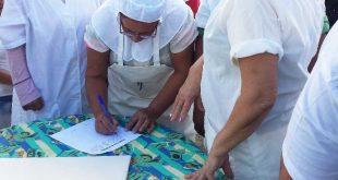 Pesca, Indupir, Venezuela, apoyo