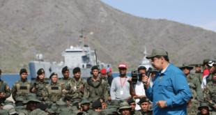 Venezuela, defensa