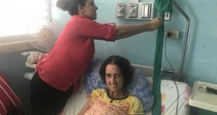sancti spiritus, oncologia, cancer, hospital provincial camilo cienfuegos