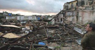 La Habana, tornado, fallecidos