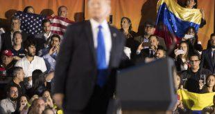 Donald Trump. EE.UU., Venezuela, Cuba
