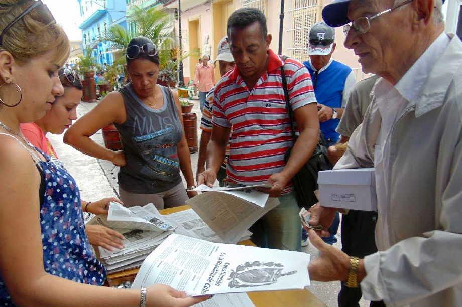 cuba, constitucion de la republica de cuba, referendo constitucional de cuba,  reforma constitucional