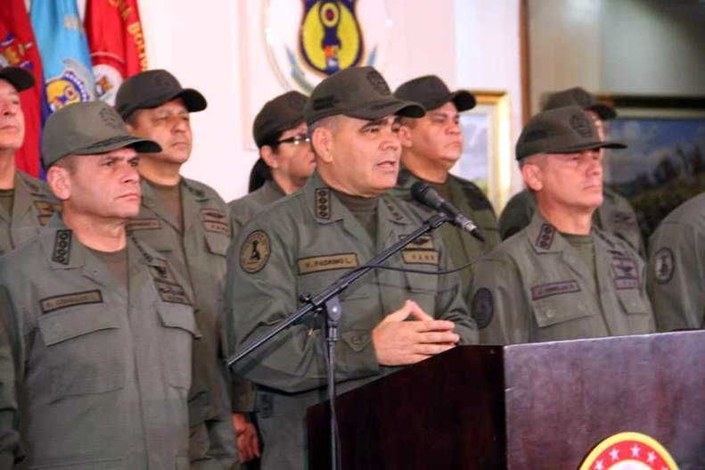 venezuela, estados unidos, donald trump, fuerza armada venezolana