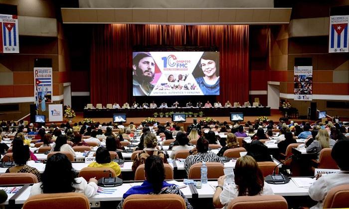 mujeres, congreso de mujeres cubanas, cuba