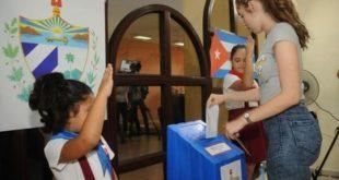 referendo constitucional, cuba