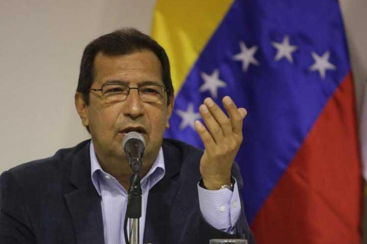 Adán Chávez ocupará el cargo que desempeñara Alí Rodríguez Araque hasta su fallecimiento en noviembre último. (Foto: PL)
