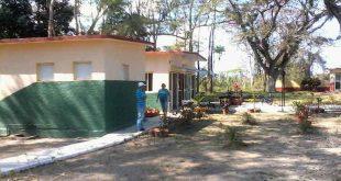 Campismo, Sancti Spíritus, Arroyo Lajas
