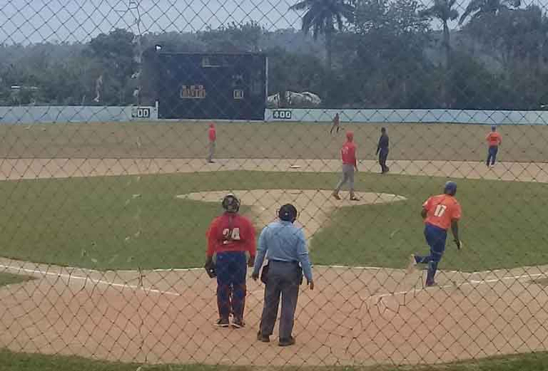 Trinidad se hizo del campeonato provincial en solo cuatro juegos. (Foto: Maikel Martín)